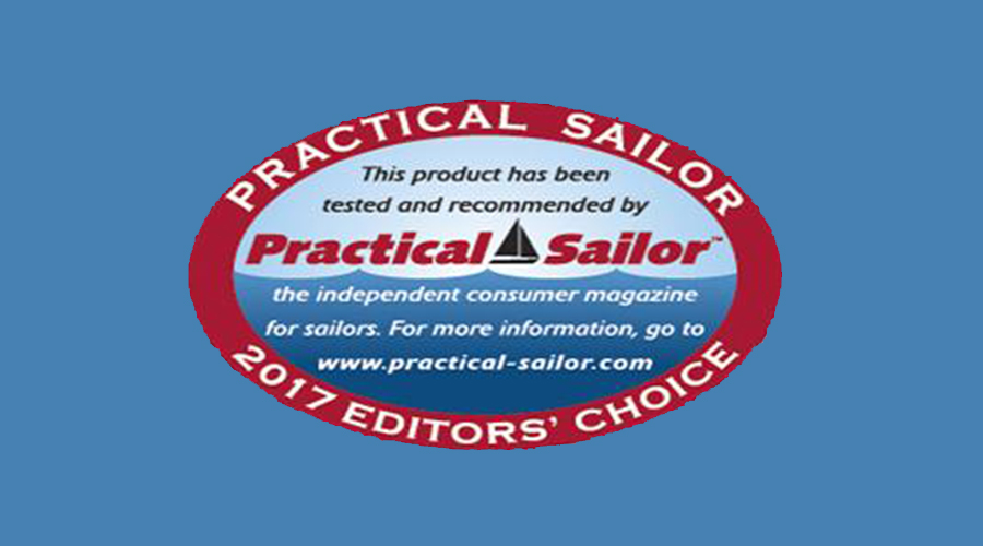 Martyr Wins Practical Sailor Editors' Choice Award
